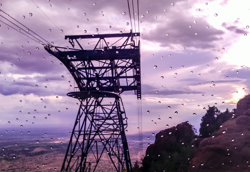 Sandia Mountain Tramway