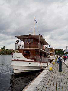 MS PunkaharjuLake Saimaa