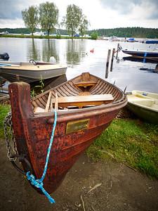 The Boat. Savonlinna