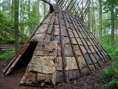 Stone-Age dwellings