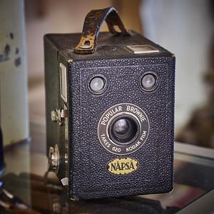 Kodak Popular Brownie