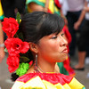 Bolivian girl..