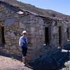 Barbara at Stone House Ruins