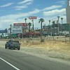 Made it to Nevada. Very hot out!