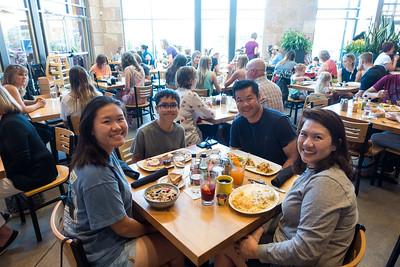 Jul 31 Breakfast at Urban Egg