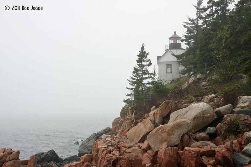Bass Harbor Head Lighthouse, Acadia NP.