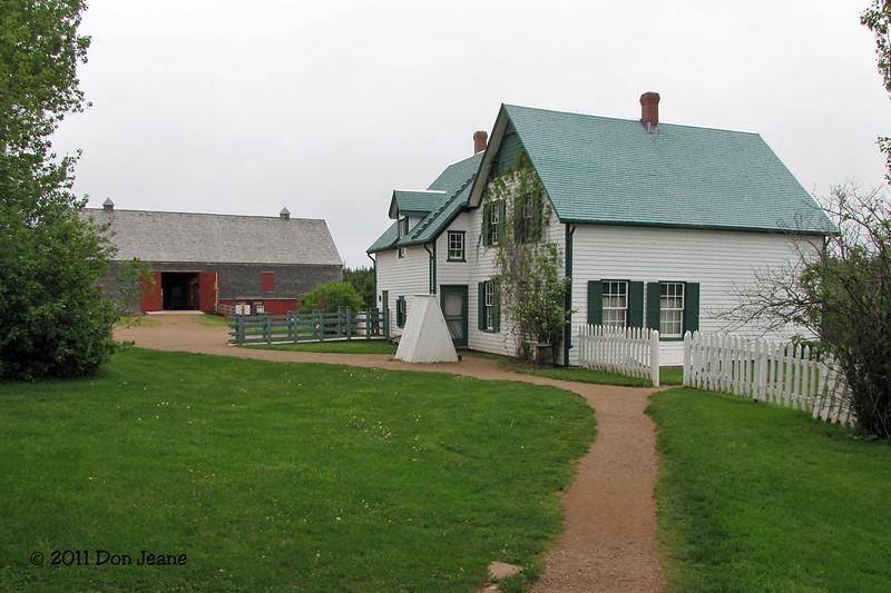 House of Green Gables, Cavendish, PEI.
