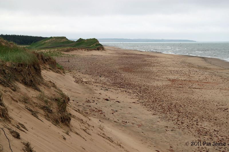 Sandy Beaches, PEI Natl Park.