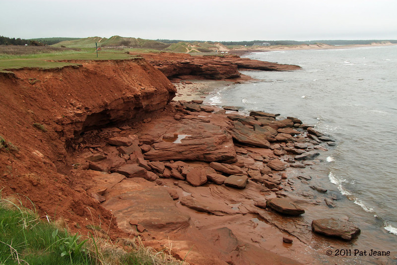 Shoreline, PEI Natl Park.