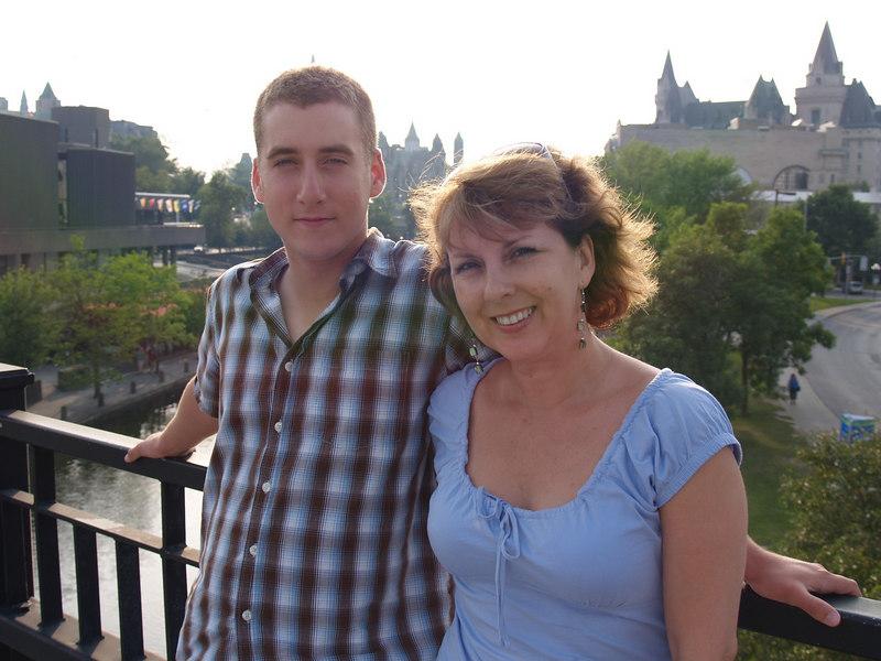 Robert & Andrea in Ottawa