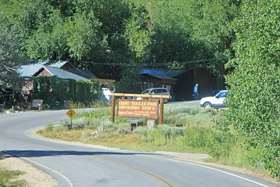 8/17/11 Lundy Lake Resort. Lundy Canyon. Eastern Sierras, Mono County, CA