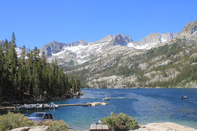 8/14/11 South Lake, Inyo National Forest, Inyo County, CA