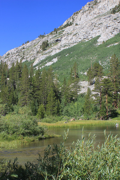 8/14/11 Weir Lake, South Lake Rd. Inyo National Forest, Inyo County, CA