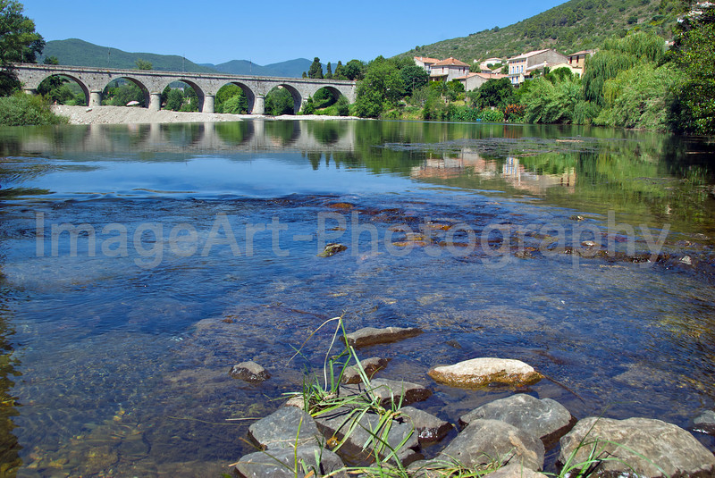 The Bridge at Roquebrun