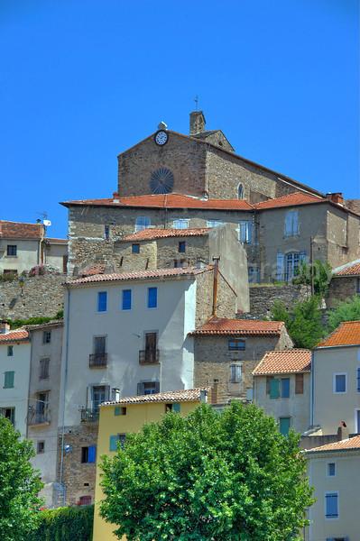 Roquebrun Church