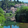 Olargues reflections