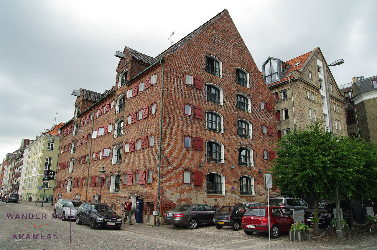 Out hotel, the 71 Nyhavn