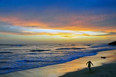 Playa Mansita Dancing in the Dusk  http://sillymonkeyphoto.com/2010/11/14/playa-mansita-dancing-in-the-dusk/