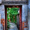 """Beijing Hu Tong Red Door #7<br /> <br />  <a href=""""http://sillymonkeyphoto.com/2011/02/22/beijing-hu-tong-red-door-7/"""">http://sillymonkeyphoto.com/2011/02/22/beijing-hu-tong-red-door-7/</a>"""