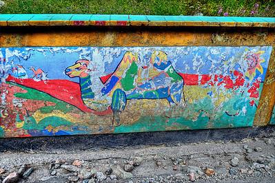 Chimbulak Murals #1  http://sillymonkeyphoto.com/2011/02/13/chimbulak-murals-1/