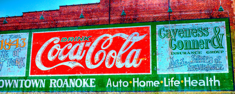"Roanoke Coke<br /> <br />  <a href=""http://sillymonkeyphoto.com"">http://sillymonkeyphoto.com</a>"