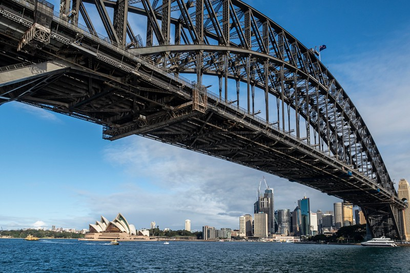 A fun way to get around Sydney is by taking the ferries to different points.  They also provide some nice photography opportunities.