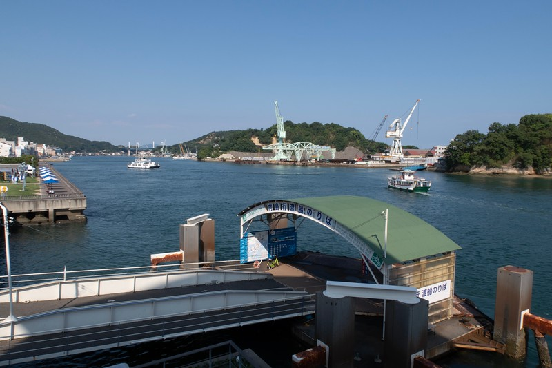 After Kurashiki, I went back to Onomichi.  This was the starting point of my bike ride the day before, but this time I actually wanted to check out the town.  This dock is actually where I took the ferry to start the big bike ride (it just takes you across the small waterway, biking the first bridge is a little tricky and not really worth it according to the guides).