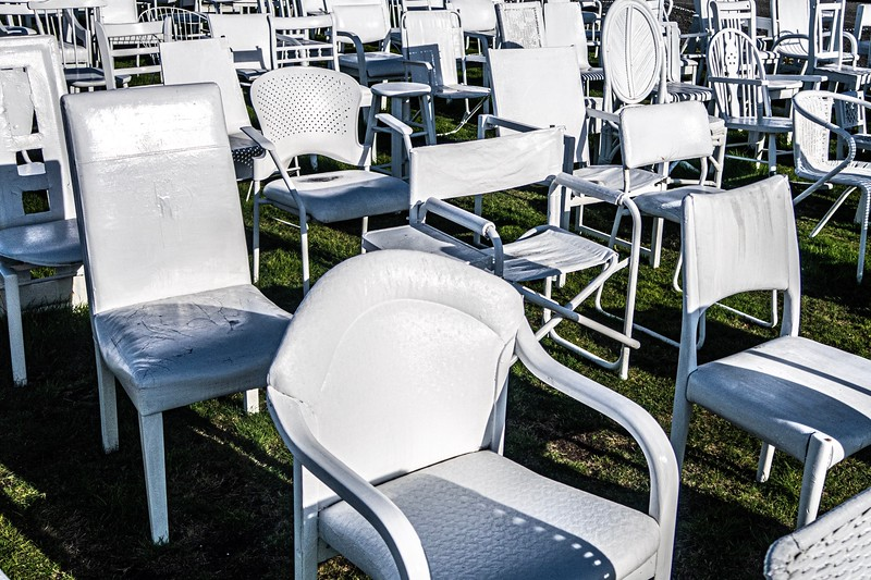 One of the defining events in Christchurch's history is a massive earthquake that devastated the town in 2011. This memorial, 185 Empty White Chairs, memorializes each of the 185 victims of the earthquake.  Everywhere you go in town, there are buildings being supported by beams, being demolished, or being rebuilt.  I've been to many cities - Christchurch is a bit unique because they've very recently had a recent on how their town is laid out.  They are trying some new things and making a very unique place.