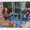 Julie, Marc and Justine visit Villa Gio in 2008!!!!!!
