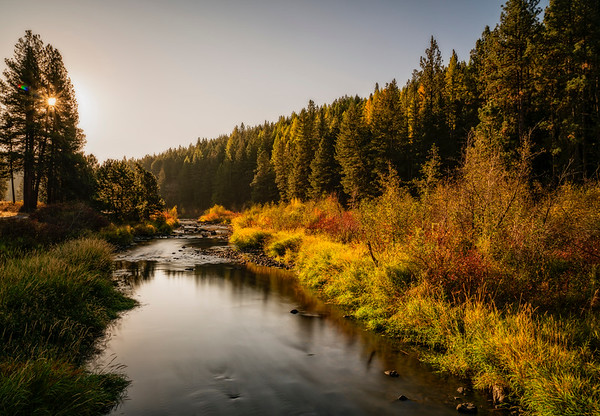 Powder River Sunburst
