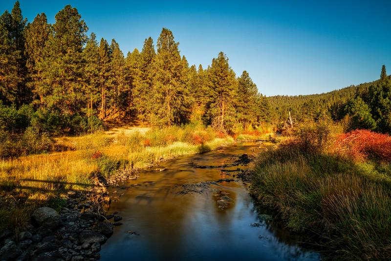 Downstream Powder River