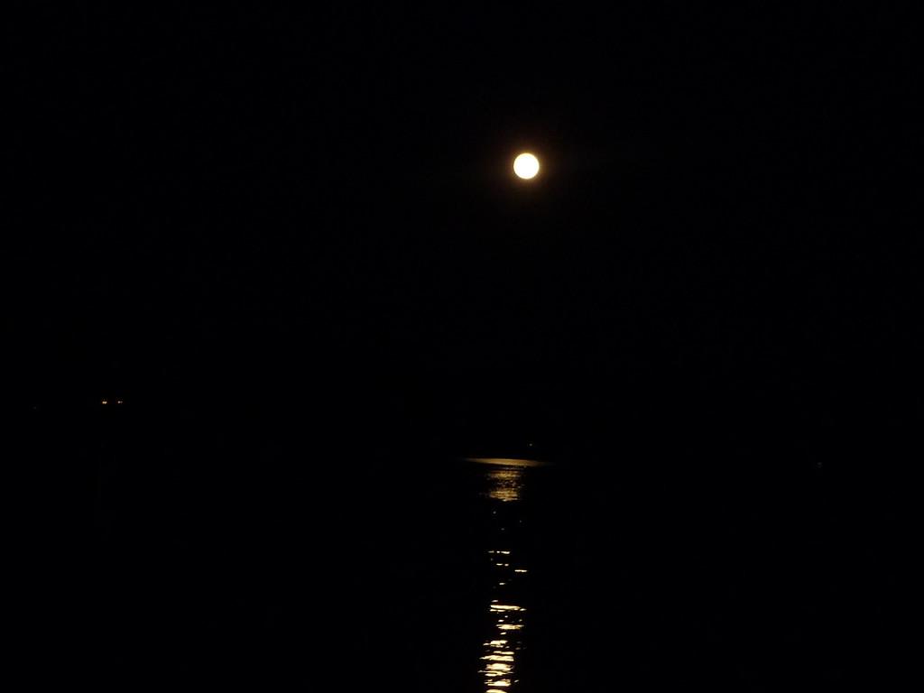 Over Pleasant Lake