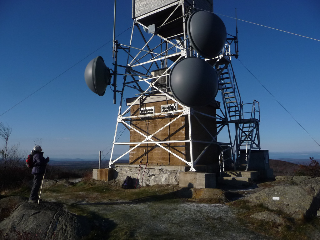 Pitcher Mt. fire tower