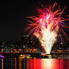 Fireworks on the Han River