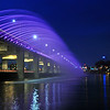Banpo Bridge Fountain