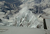 """Another jewel of the Alaska Range near Mount McKinley. This sharp peak has been dubbed the """"Matterhorn of the Americas"""" due to its loose resemblance to the European icon."""