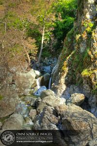 Little Yosemite - Sunol-Ohlone Regional Wilderness (HDR)