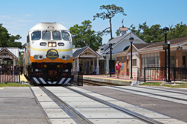 20140516 Sunrail & Winter Park, FL
