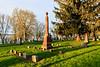 Asa Yeomans tombstone.