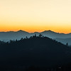 Sunsets in Ooty - Twilight hour