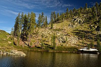 Heart Lake,Shasta