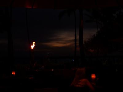 Sunset/Sunrise Waikiki Beach 10-7 & 10-8-11