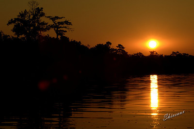 Calcasieu River, Louisiana