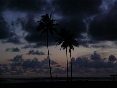 Dawn in Kaaawa