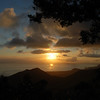 Sunset from Palehua, Waianae, Oahu<br /> August 14, 2008