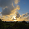 Evening at Kauapea, June 8, 2014
