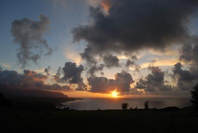 Crater Hill, Kilauea April 28, 2011