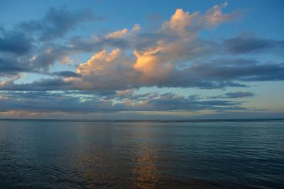 Anini Lagoon, February 18, 2014