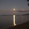 Anini Moonrise, January 8, 2012