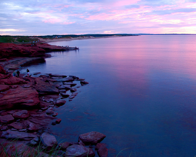 PEI Canada, Long Days End